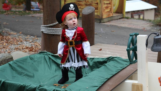 Halloween at the Discovery Center
