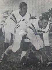 Steve Bien was Moeller's quarterback with Tom Backhus