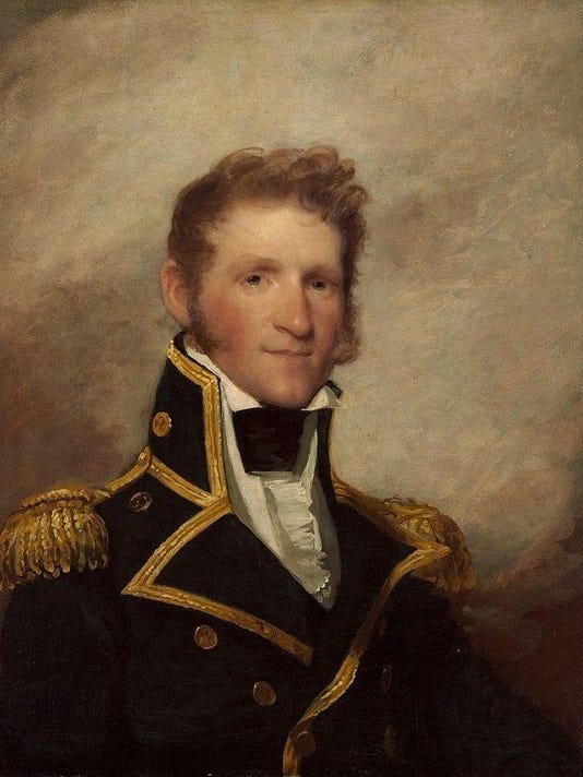 Commodore Thomas Macdonough