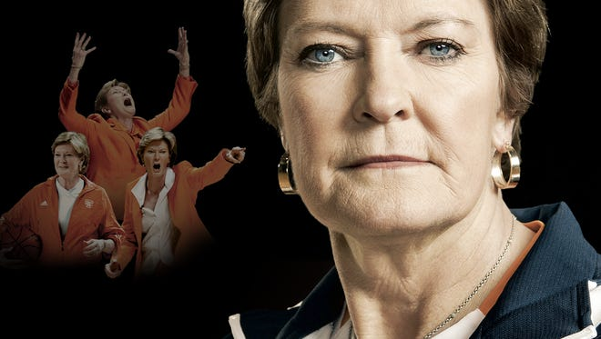 Download a sneak peek of Pat Summitt commemorative section from the Sunday, July 10 Tennessean