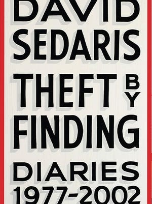 """Theft by Finding: Diaries: (1977-2002),"" David Sedaris"
