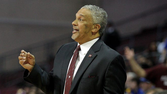 Marvin Menzies has spent the past nine seasons at New Mexico State.