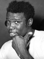 "A photo from the book ""A Man's World."" ""Emile Griffith"