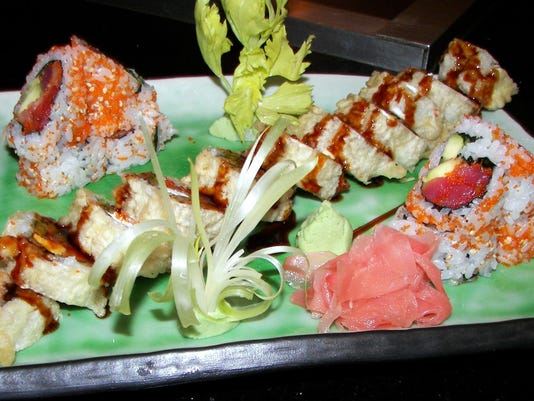 Fujiyama serves culinary works of art