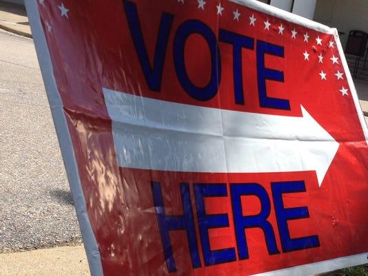 VoteHereSign