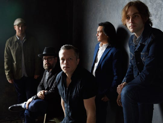 Jason Isbell and the 400 Unit will perform May 6, 2018,