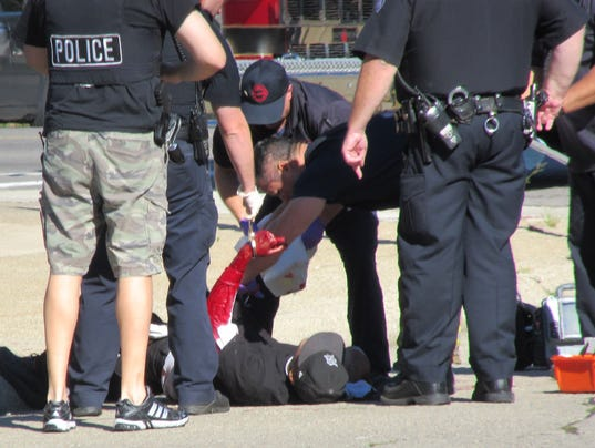 phone number of bystander who shot photos:248-212-7200
