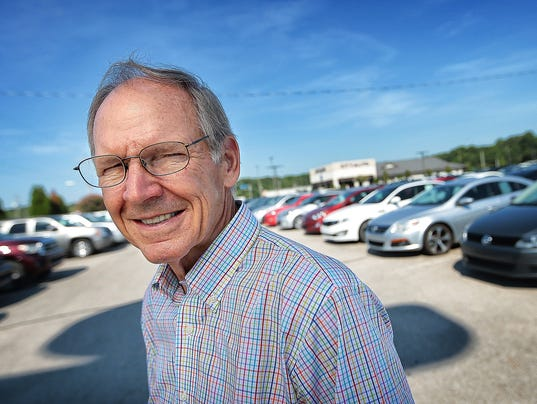Would you buy a used car from this man thousands of city for Best deal motors memphis tn