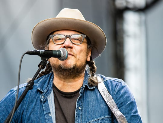 Jeff Tweedy of Wilco will perform a rare solo show