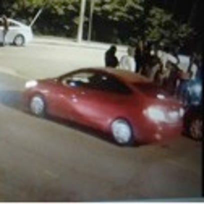 Police are seeking the identity of the driver of a