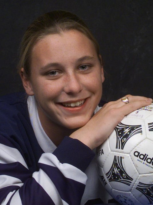 ALL-GREATER ROCHESTER SOCCER - ABBY WAMBACH