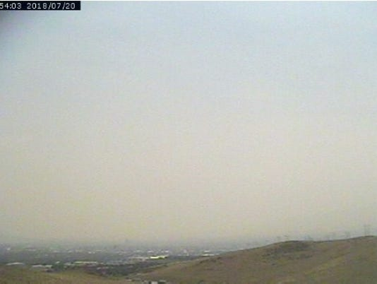 reno smoky air