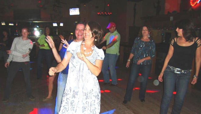 ABCDancin offers free dance lessons every Tuesday at Whiskey River.