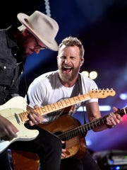 """""""The Mountain"""" - Dierks Bentley: Album of the Year"""