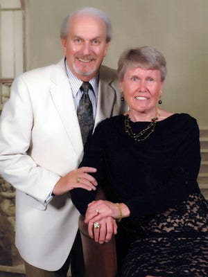 50th Anniversary: John and Christina Felsch.