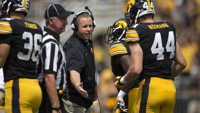 Seth Wallace is wrapping up his first 12 months in the role of Iowa football recruiting coordinator. Wallace has generated positive momentum in June with 12 commitments to the Class of 2016.