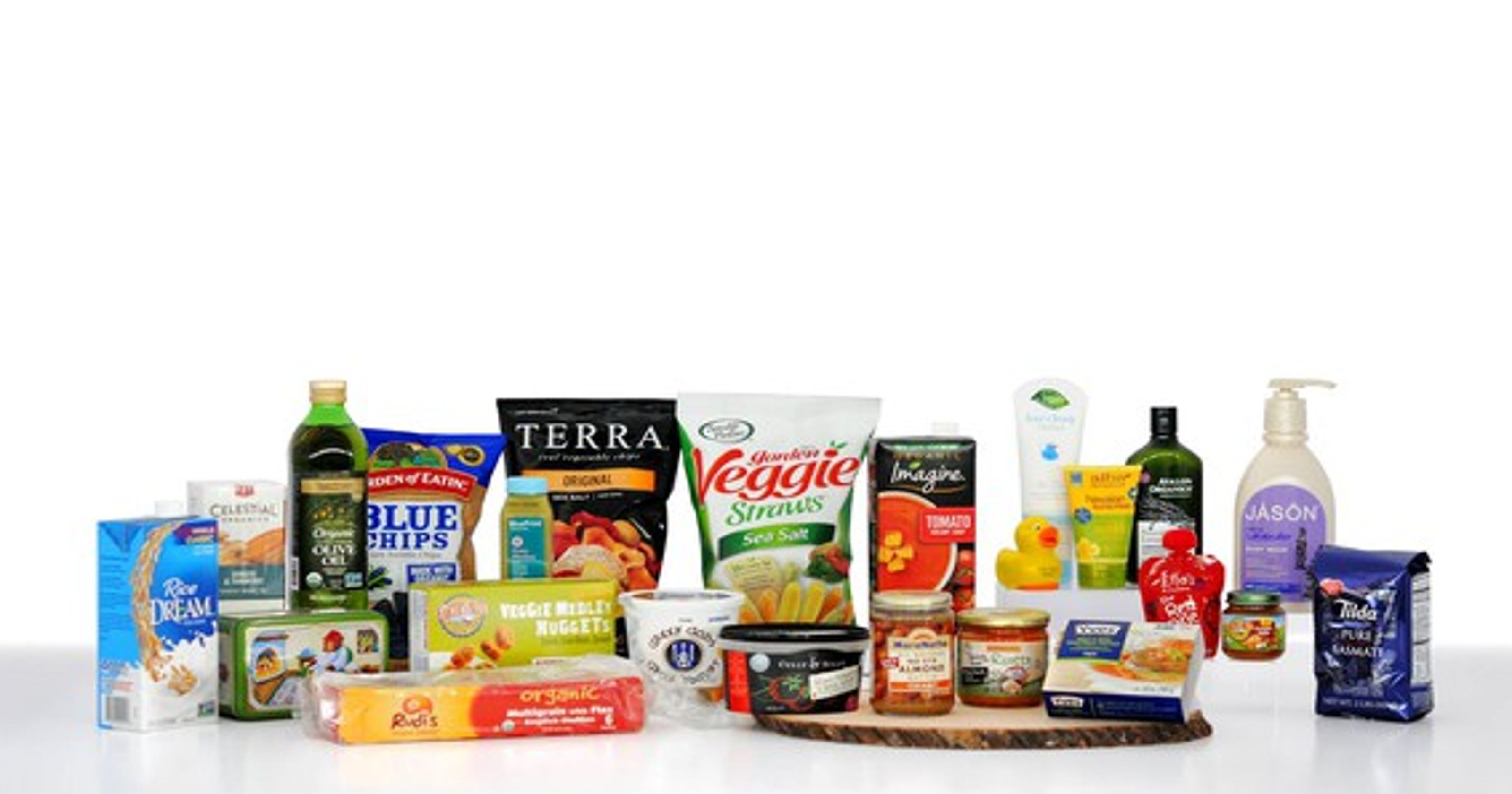 Organic food maker Hain Celestial misses estimates, eyes divestiture