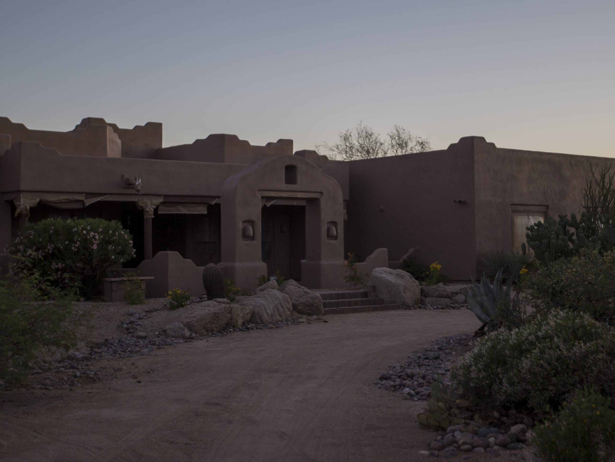 James Lee was found dead in his Scottsdale home in