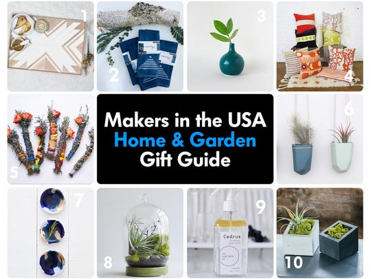 Check out these American-made gift ideas for the home
