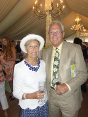 The Garden Party Foundation (TGPF) Lead Sponsors Judy