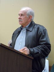 John Martel tells Grant Parish police jurors that he would not have retired in the parish if he had known about Clean Harbors Colfax's open burning of hazardous waste.