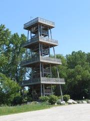Sheboygan Marsh Tower