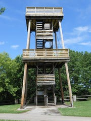 High Cliff Observation Tower