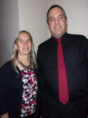 Lisa and John Richmond