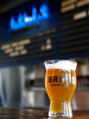Brink Brewing Co., pictured, Friday, Feb. 3, 2017,