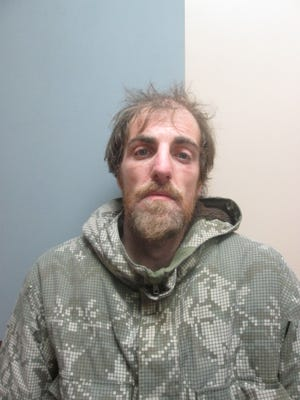 Eric J. Smith, 32, of Swanton, was arrested on suspicion of multiple charges following a police pursuit late Tuesday night.