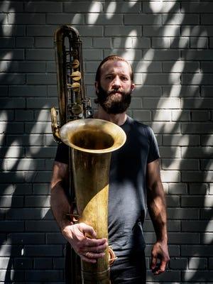 Inventive saxophone player Colin Stetson returns to Burlington for a show Saturday.