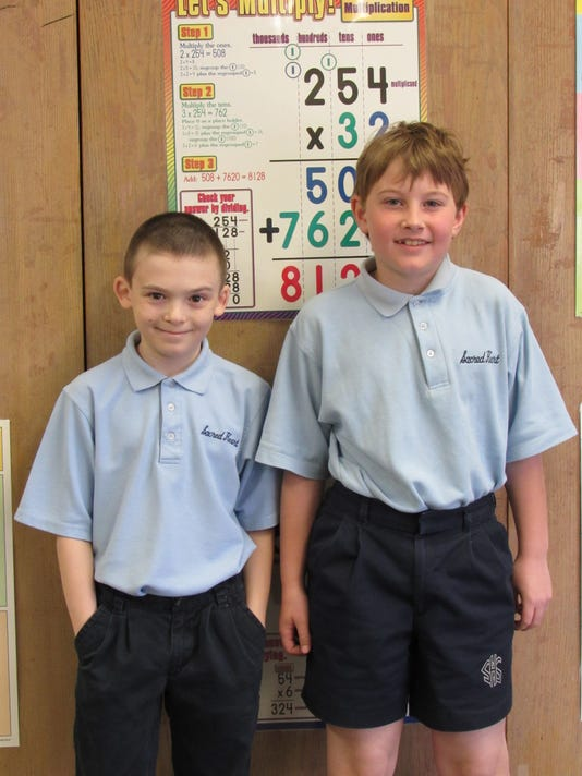 Owen Parillo and Luke Rudolph