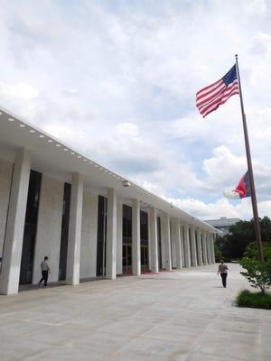 N.C. Legislative Building in Raleigh.