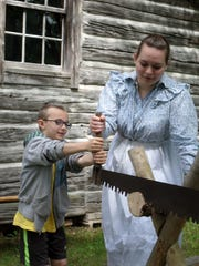 Manitowoc County Historical Society will hold a pioneer boot camp race during its August Family Night from 5 to 7 p.m. Aug. 17.