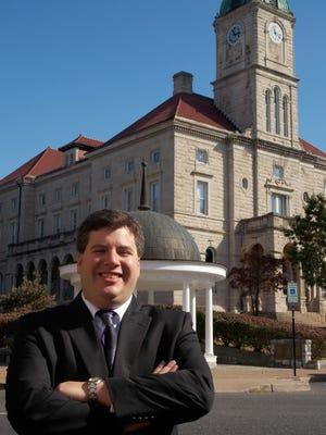 Sergio Coppola, a Harrisonburg Democrat, is running against U.S. Rep. Bob Goodlatte for Virginia's 6th Congressional District seat in the 2018 midterm elections.