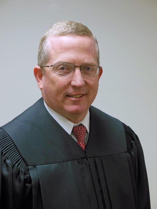 Chief Judge John Harris
