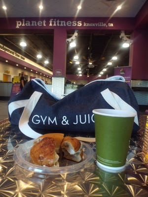 Planet Fitness provides a bagel and coffee breakfast every second Tuesday of the month.