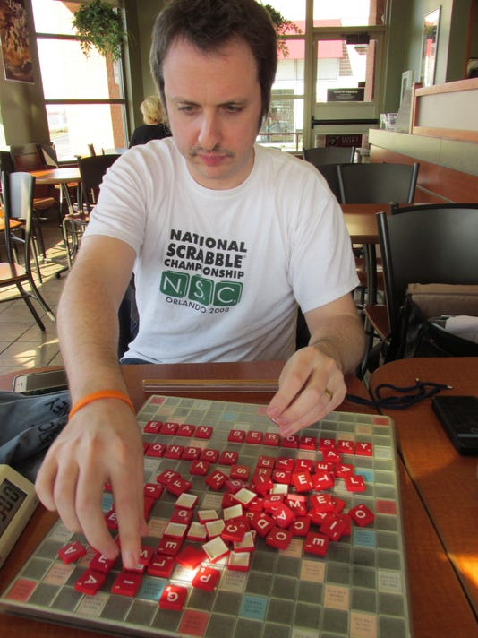 Exchange Scrabble Champ