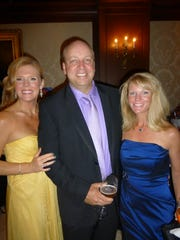 Bloomfield Township resident Lisa Kondas and Bloomfield Hills residents Andrew and Julie Wasco.