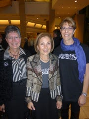 Rochester resident Cec Vettraino-Strine is a seven-year cancer survivor and Imerman Mentor Angel; Jane Imerman of Bloomfield Hills is Co-Founder of the Imerman Cake Co. which donates a portion of its sales to Imerman Angels; and 13-year cancer survivor and Imerman Mentor Angel Linda Miller of Bloomfield Township.