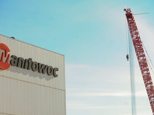 File photo of Manitowoc Cranes.