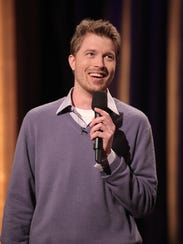 Shane Mauss talks psychedelics Friday night at RockHouse