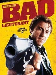 """Bad"" is an understatement for Harvey Keitel's behavior"