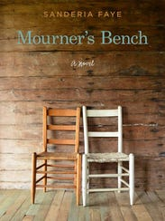 """Mourner's Bench"" by Sanderia Faye."