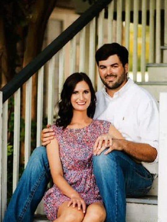 Engagements: Ellyn Claire Boone & Alexander Louis Lalande