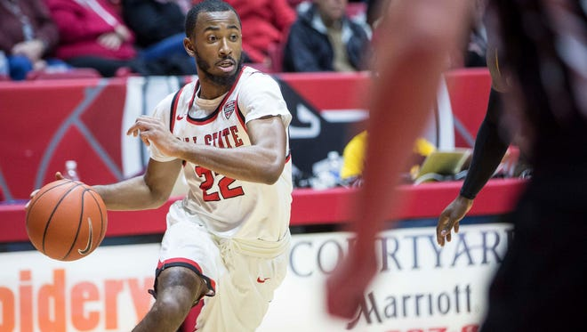 Jeremie Tyler is expected to rejoin Ball State this season, though he didn't play at Central Michigan on Saturday.