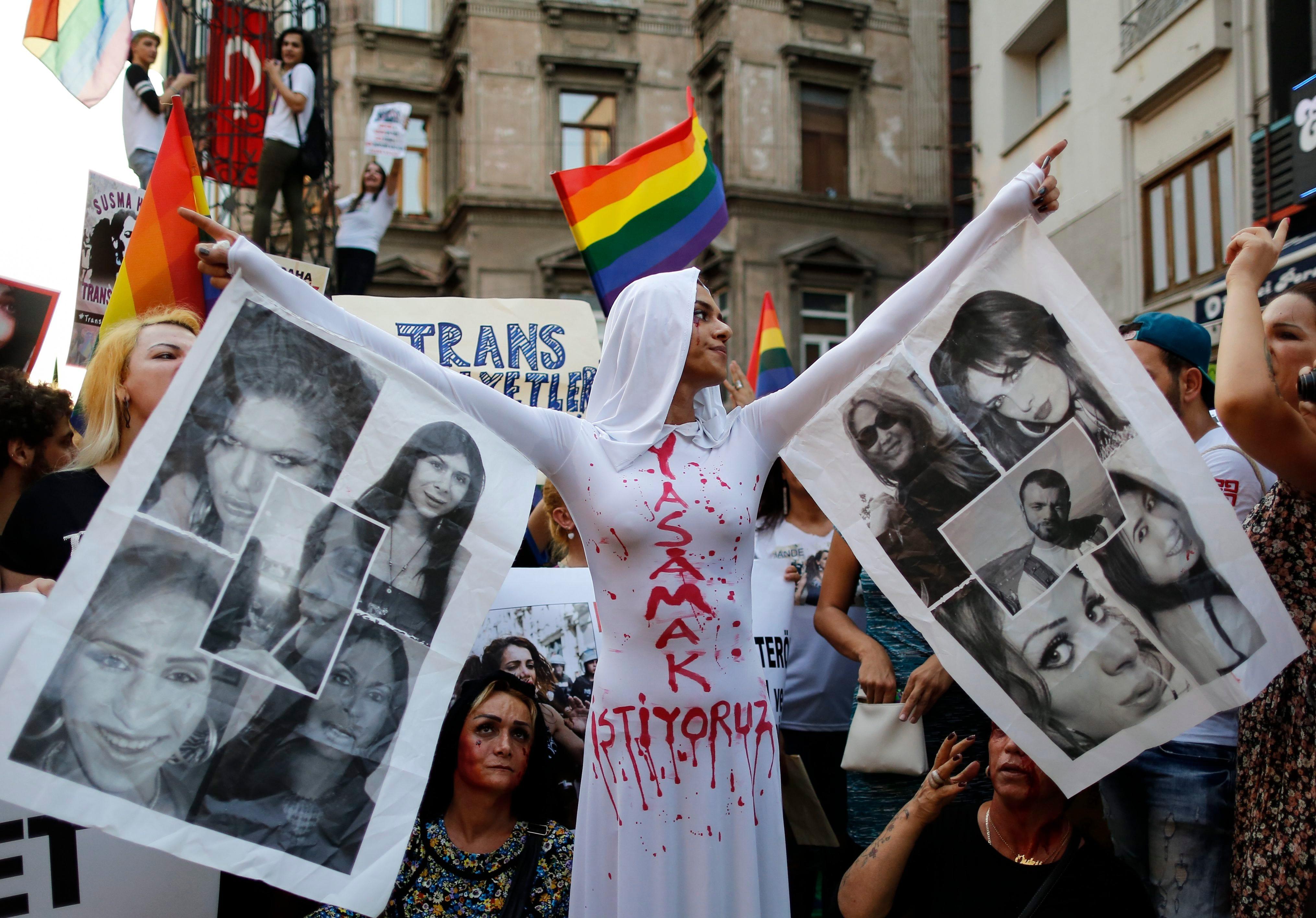 Turkish law on homosexuality