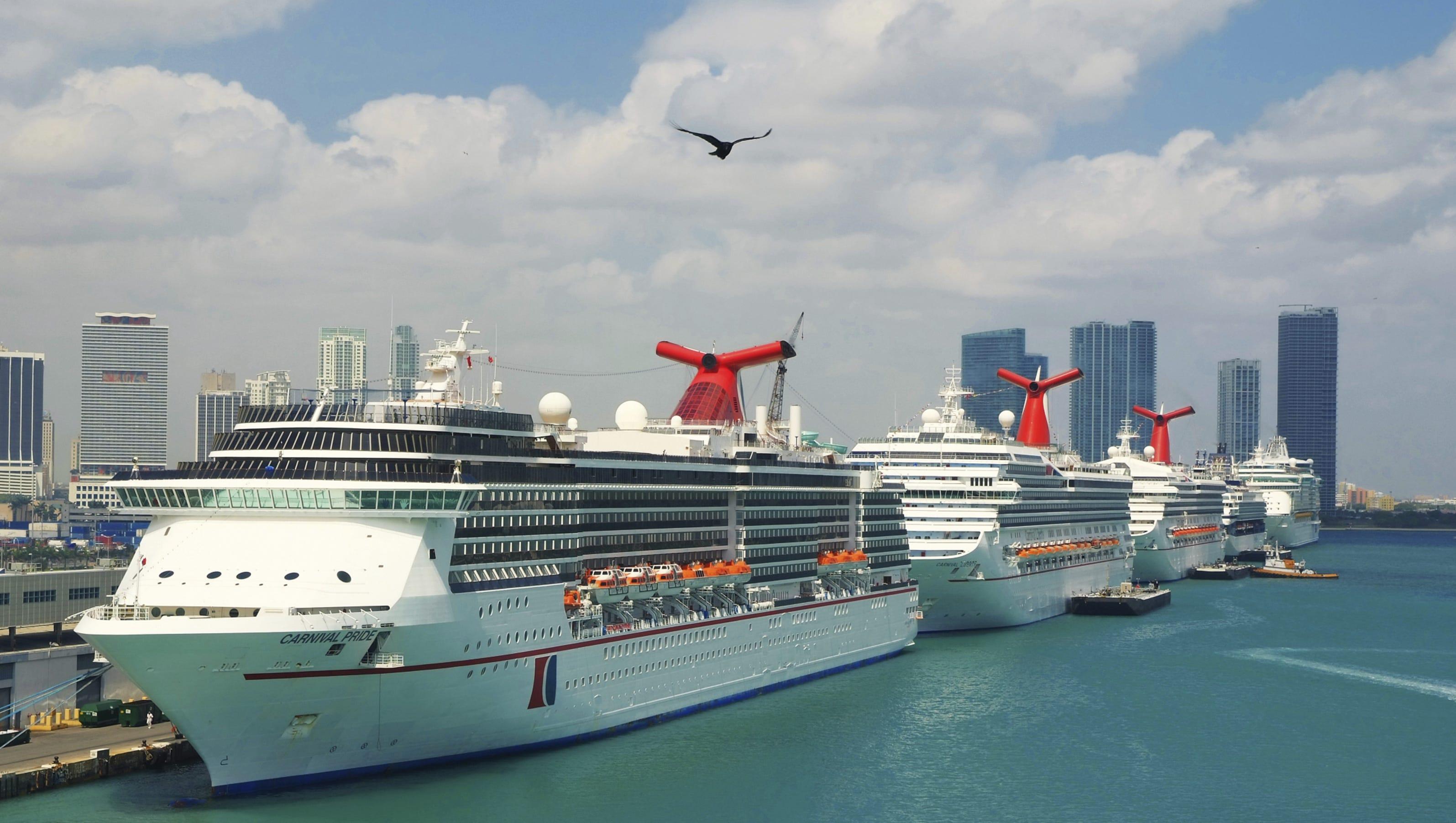 Carnival Vista To Homeport In Miami