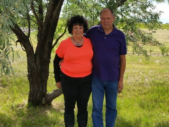 Anniversaries: Gary Kropp & Diane Kropp