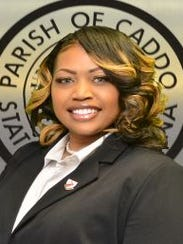 District 7 Commissioner Stormy Gage-Watts